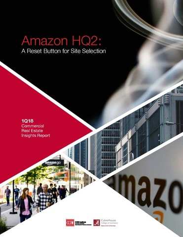 Amazon HQ2: A Reset Button for Site Selection