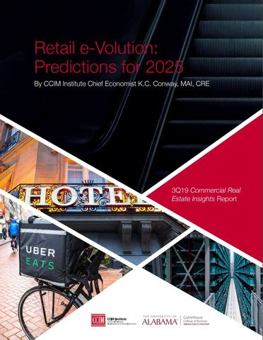 Retail e-Volution: Predictions for 2025