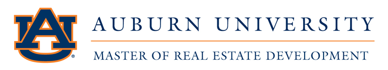AU Master of Real Estate Development