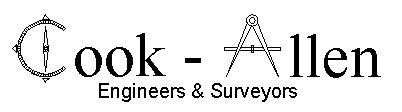 Cook Allen Engineer & Surveyors