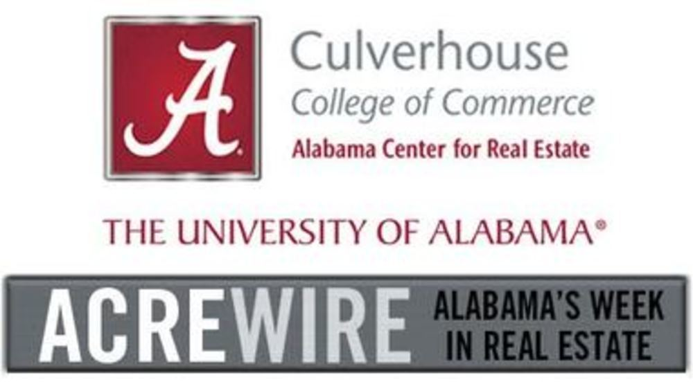 Alabama week in real estate 9/30/17