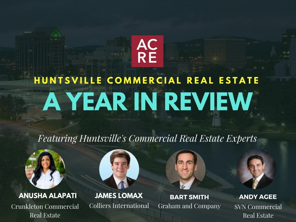 Huntsville Commercial Real Estate: A Year in Review