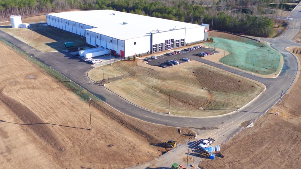 Birmingham Dots the 'i' in Industrial Commercial Real Estate