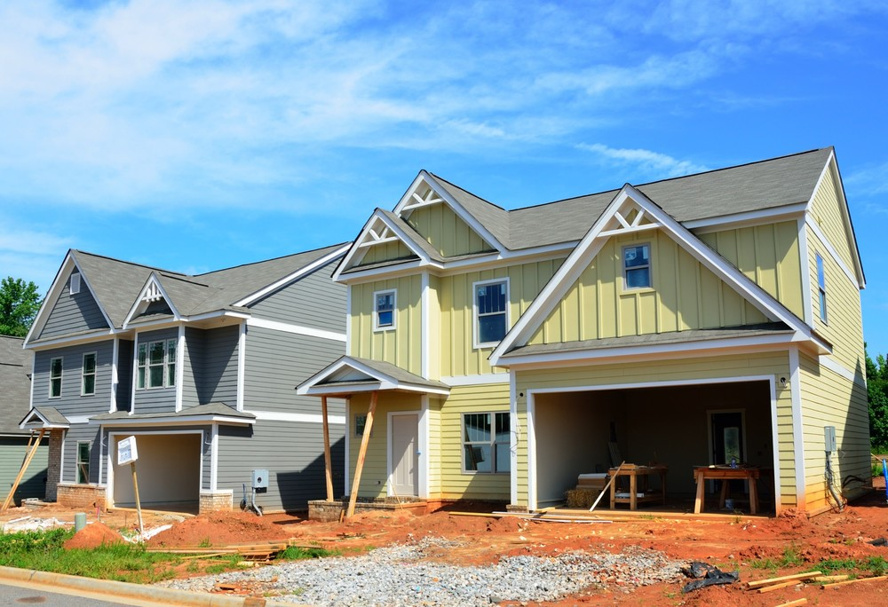 Top 5 Markets in New Construction During March