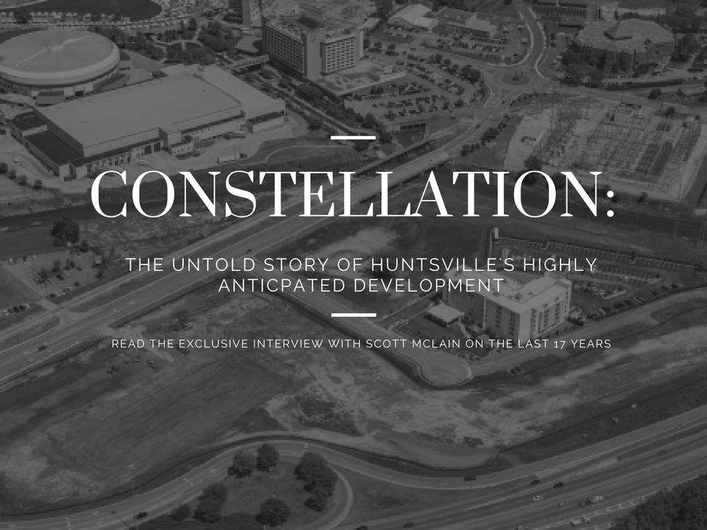 Constellation: The Untold Story of Huntsville's Highly Anticipated Development
