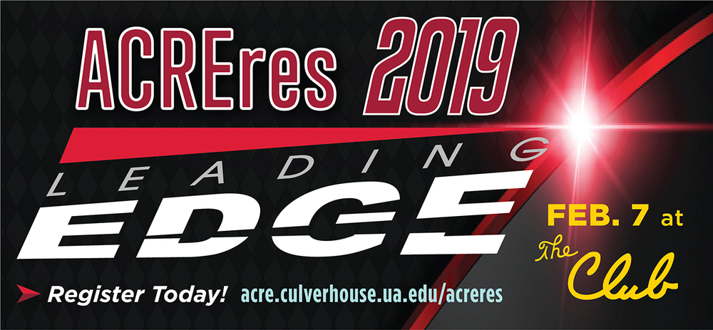 ACREres 2019: Leading EDGE
