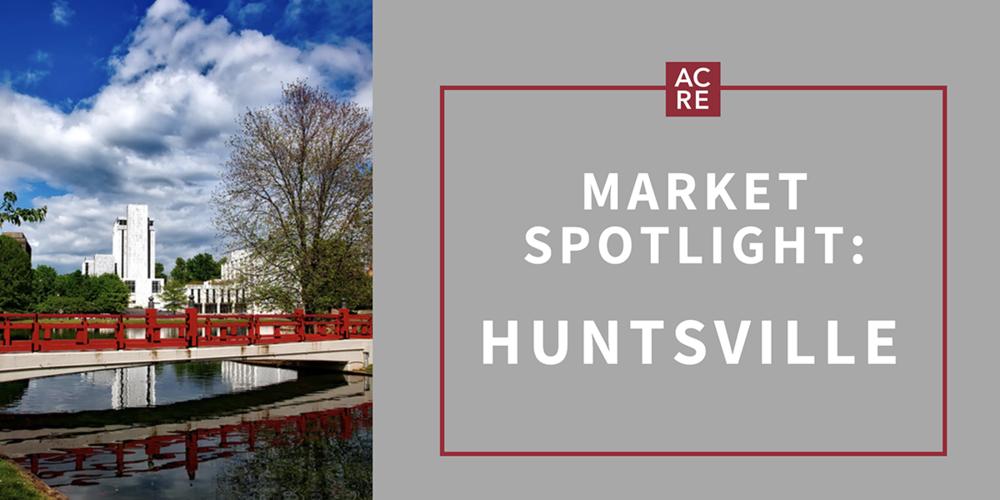 Market Spotlight: Huntsville