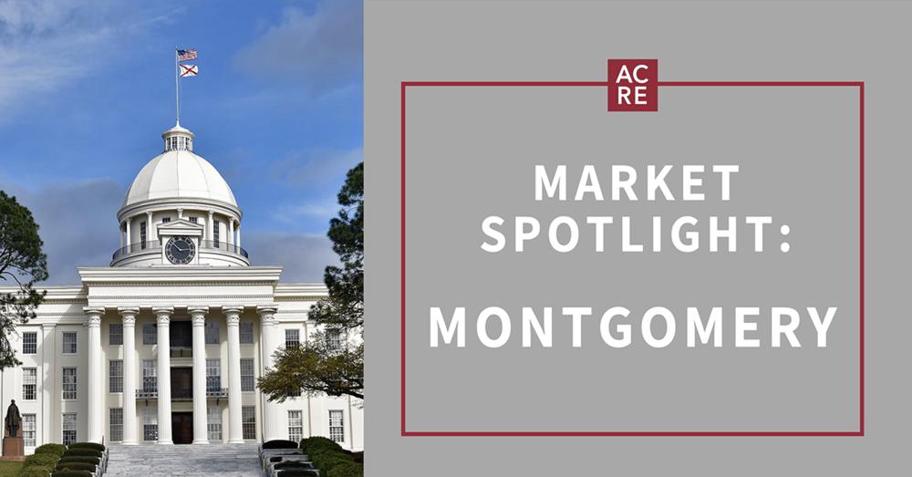 Market Spotlight: Montgomery