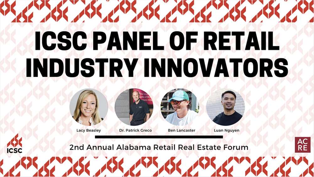 Industry Panel to Discuss Tenants Changing the Retail Landscape at the 2nd Annual Alabama Retail Real Estate Forum
