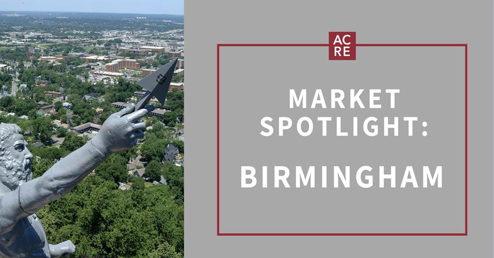 Market Spotlight: Birmingham