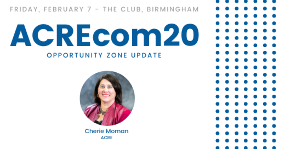 ACREcom2020: Learn to Leverage LinkedIn with Cherie Moman, ACRE's Director of Education, Marketing and Communication