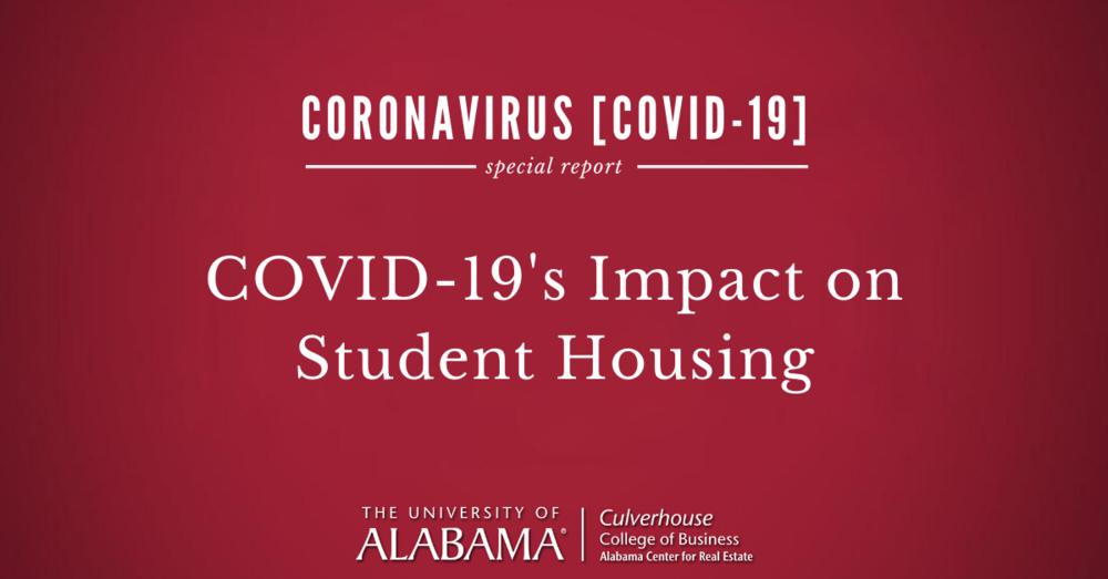 COVID-19's Impact on Student Housing