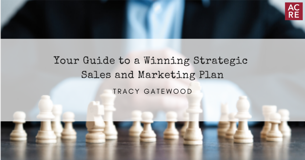 Your Guide to a Winning Strategic Sales and Marketing Plan