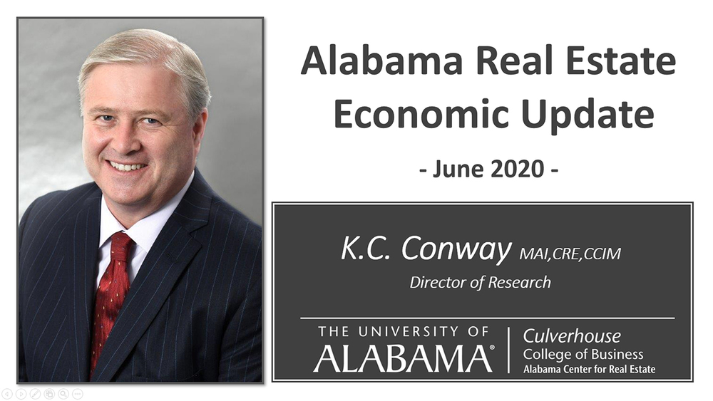Alabama Economic Update June 2020