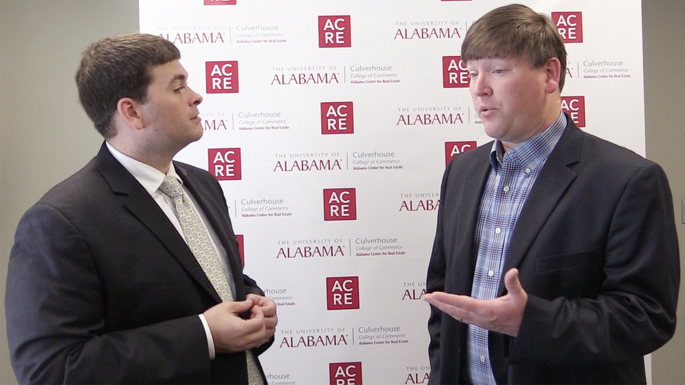 Video: Southeastern Land Group's Jonathan Goode visits ACRE
