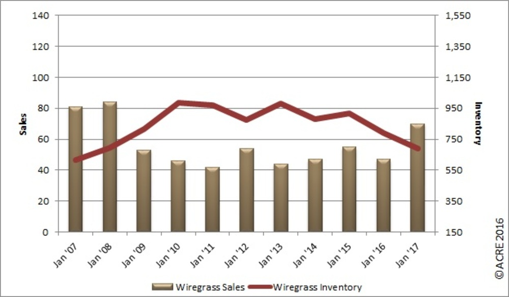 REAL Charts: Wiregrass home sales off to good start in 2017