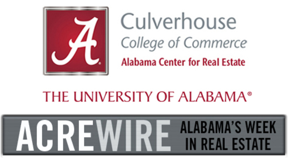 Alabama Week in Real Estate (July 22)