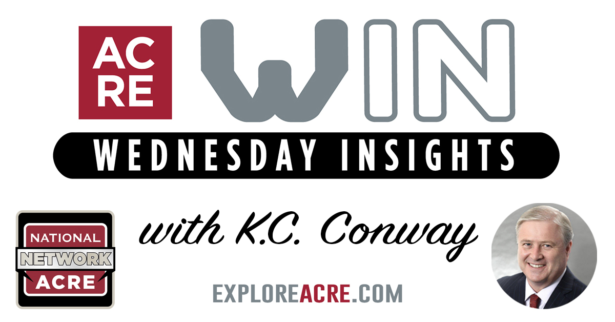ACRE Wednesday Insights