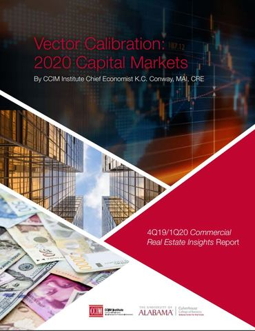 Vector Calibration: 2020 Capital Markets