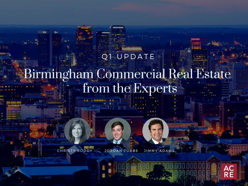 Birmingham CRE from the Experts
